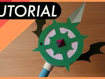 DIY: Como hacer la varita de Marco - Tutorial Star vs The forces of evil