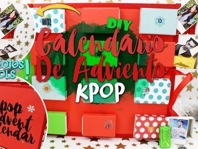 DIY KPOP: Calendario de Adviento KPOP |K-freak| EXO, BTS, 2PM, FTISLAND, SVT, BTOB, ETC.