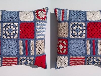 Fundas para Almohadas Tejidos a Crochet