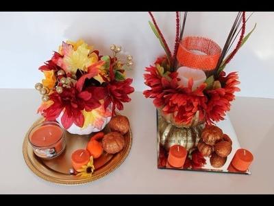 Ideas para decorar tu hogar en Otoño. ideas y manualidades