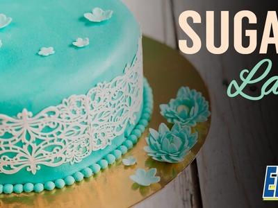 ¡Prepara Sugar Lace con ENCO Alimentos!