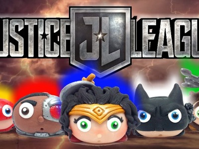 Justice League   Polymer Clay Tutorial