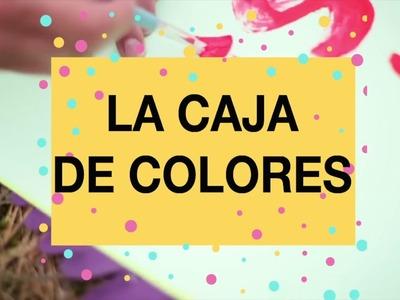 La caja de colores: tutoriales de manualidades. Parentalis