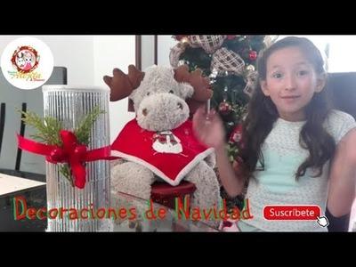 MANUALIDADES NAVIDEÑAS,  - El mundo de Alejita y Francois