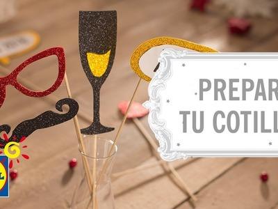 Prepara Tu Cotillón - Manualidades DIY Navidad