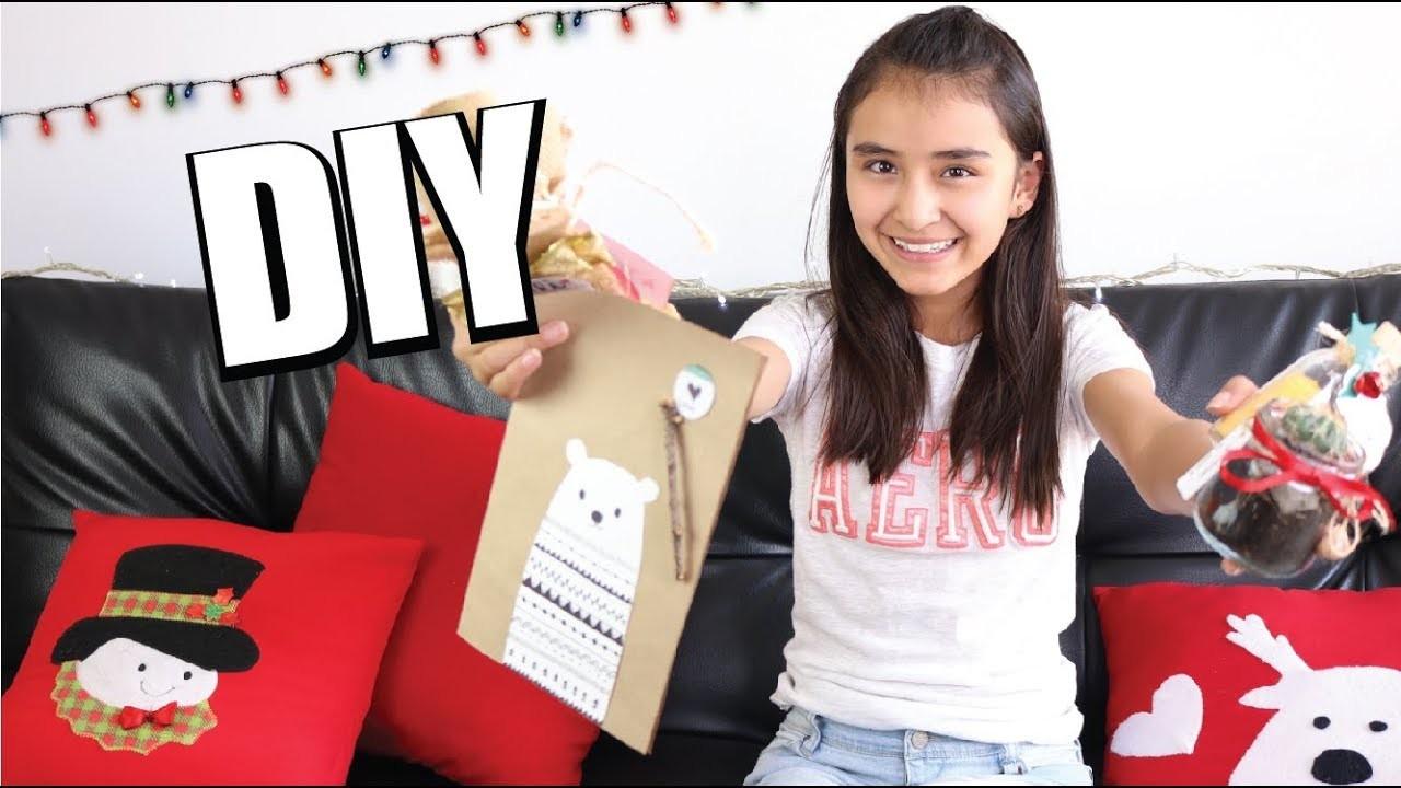 REGALOS DE MENOS DE $10?.16 DIY Christmas Gifts - Sophie Giraldo