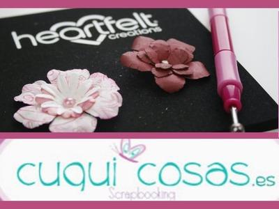 REVIEW FLOWER SHAPING ESSENTIALS  de HEARTFELT