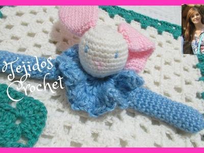 Tejidos en crochet. Amigurumi. Primera parte -1-