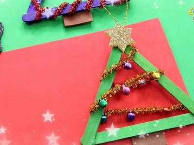 ????♥ Adornos Navideños DIY- Como se hace Manualidades ????♥