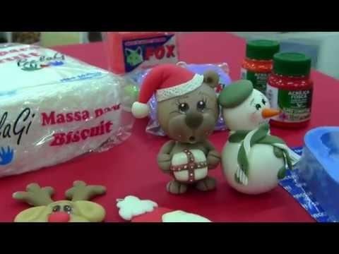 Artesanato: Presentes de Natal
