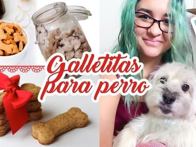 ???? Como hacer galletas para perros - DIY Geek ???? - Liz Lizardi