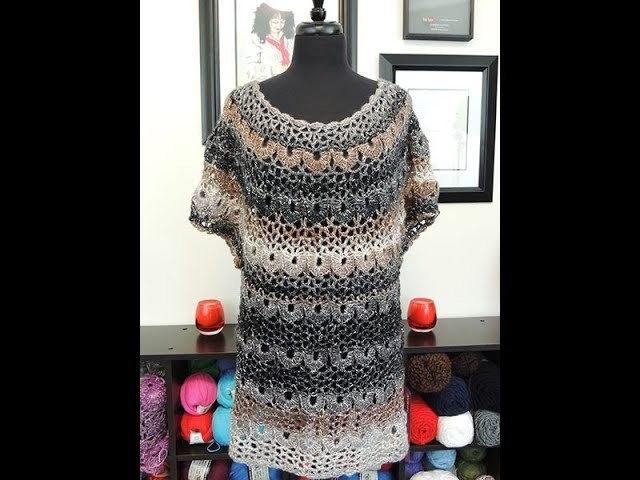 Crochet: Bluson # 3