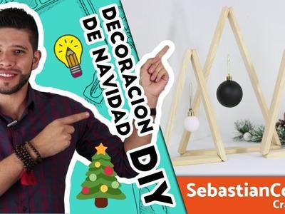 DIY DECORACION DE NAVIDAD ????| GANADORES DEL SORTEO ???? | Sebastian Conde
