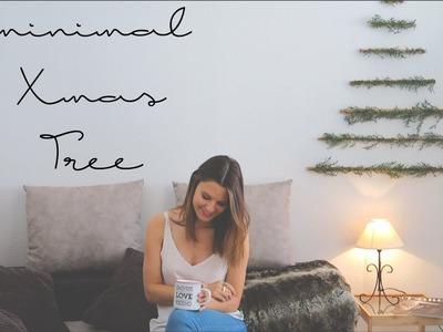 DIY MINIMAL XMAS TREE - Sweetleemine