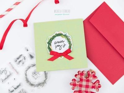 Especial de Tarjetas de Navidad - Dia 06