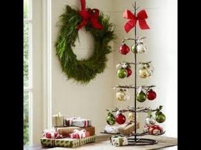 Ideas sencillas de navidad N1 - Ideas de decoración - Manualidades