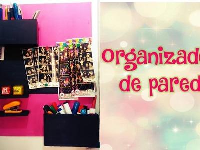 Organizador para pared - DIY MANUALIDADES