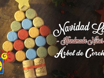 Árbol De Corchos - Handmade Niños