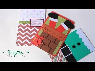 Cartas. Tarjetas Para Navidad | Fáciles y Bonitas