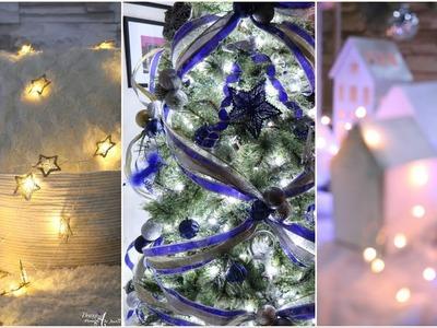 Cómo decorar tu árbol de navidad en simples pasos. Decora conmigo. Deuryissa