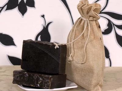 Como Hacer Jabon Vegetal de Cacao- HogarTv por Juan Gonzalo Angel