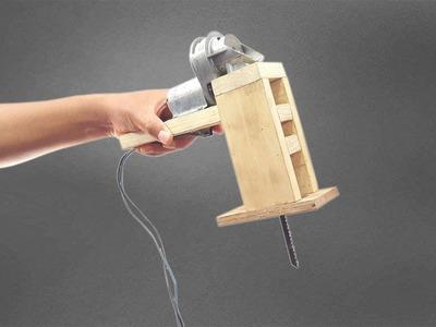Cómo Hacer una Máquina caladora Casera