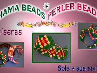 Cómo hacer una Pulsera con Hama Beads