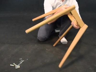Cómo montar Silla de Exterior MIJAS | Paso a Paso