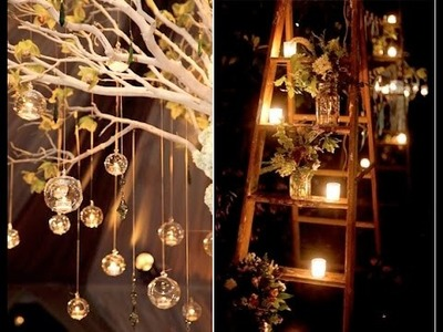 Decoración con luces - Creativas formas de adornar con luces