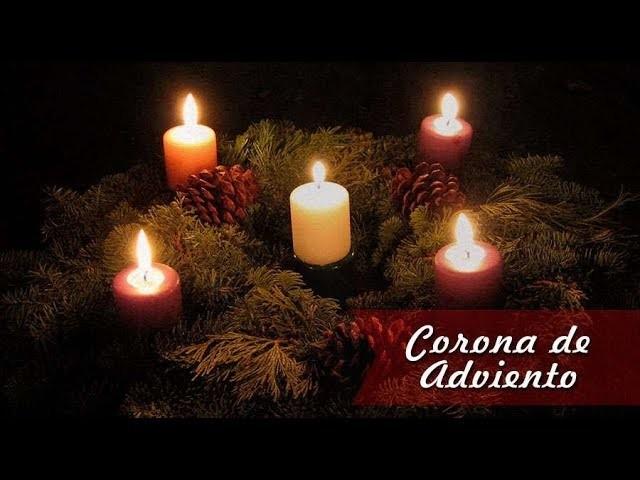 Decoración navideña y su significado - Corona de adviento - simbolos y tradiciones navideñas