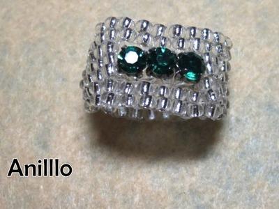 DIY - Anillo de esmeraldas - DIY - Emerald Ring