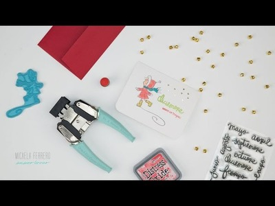 Especial de Tarjetas de Navidad - Dia 03