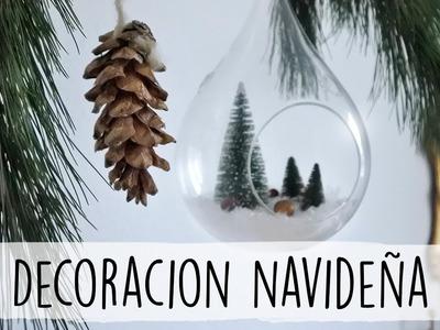 Especial Navidad III – Los pequeños detalles de decoración navideña