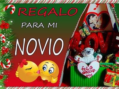 Regalo Especial Para Mi Novio - Creaciones Betina.Special Gift For My Boyfriend