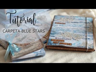 Tutorial Carpeta Blue Stars 2.2