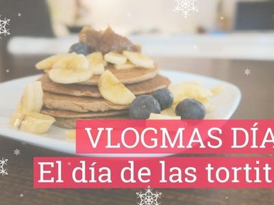 VLOGMAS 9   El día de las tortitas + cena romántica