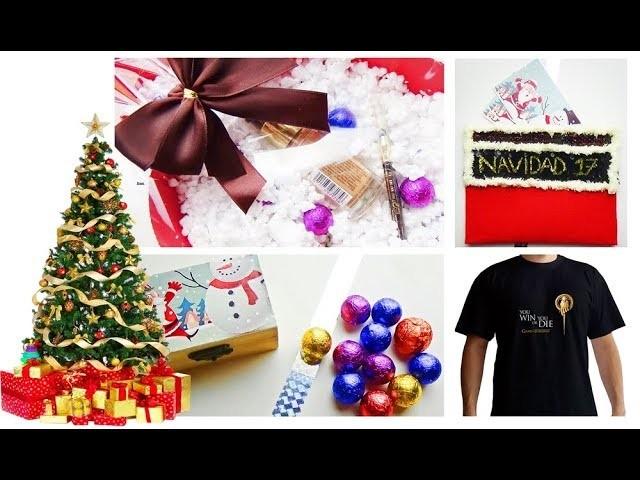 Manualidades Regalar En Navidad.4 Ideas Para Regalar En Navidad Manualidades Faciles Y