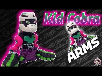 ???? Como hacer a KID COBRA de ARMS con Arcilla Polimerica | Fimo | Polymer Clay