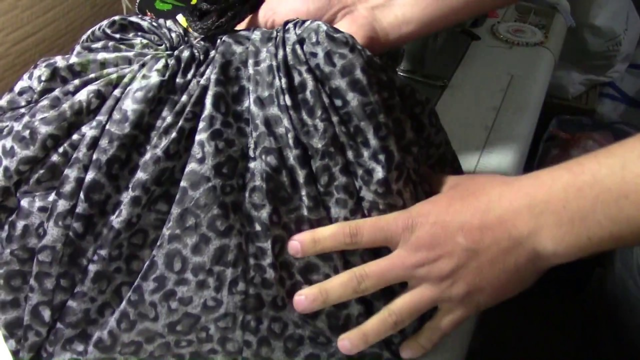 DIY bolso magico con una sombrilla.reciclar sombrilla