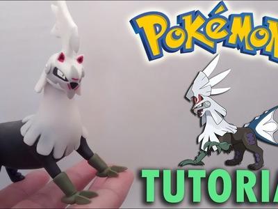 How to make Pokemon Silvally Cold porcelain. Como hacer a Silvally tutorial en Porcelana fría