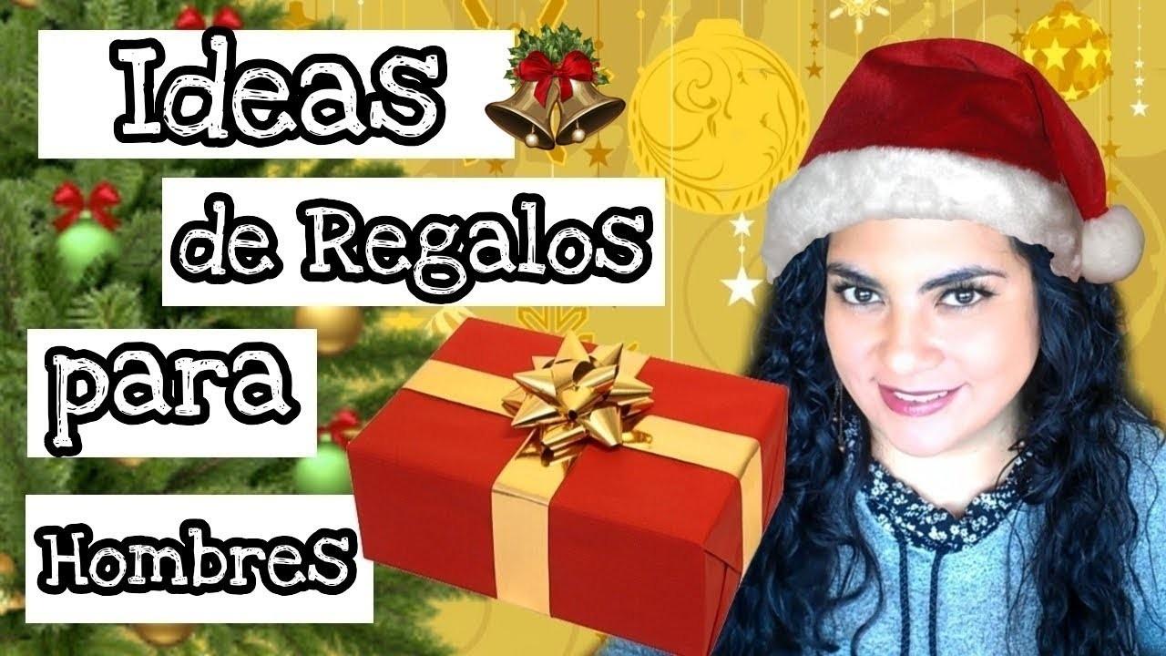 Ideas de Regalos para ELLOS en Navidad