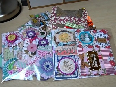 Snail Mail Ideas | Candy Cards & Loaded Bag | Yoltzin Handmade
