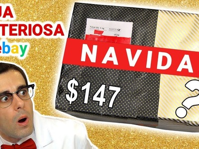 Abriendo Caja Misteriosa de NAVIDAD de $147 de Ebay ????❓ | Caja Sorpresa
