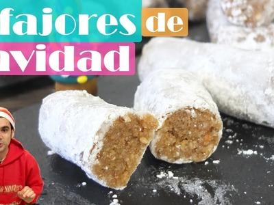 Alfajores de navidad o Andaluces. Receta fácil y deliciosa.