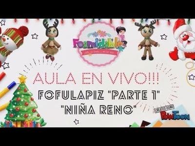 """Aula en vivo """"Niña Reno"""" (parte1)"""