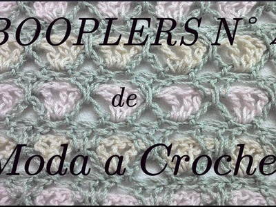 Bloopers N° 4 de Moda a Crochet