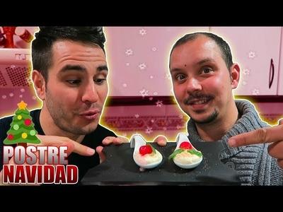 EL MEJOR POSTRE PARA NAVIDAD!! Cocina con JuanluDBZ