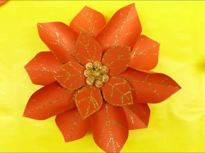Flores de Navidad 2017 | Luzka's Creations ✿