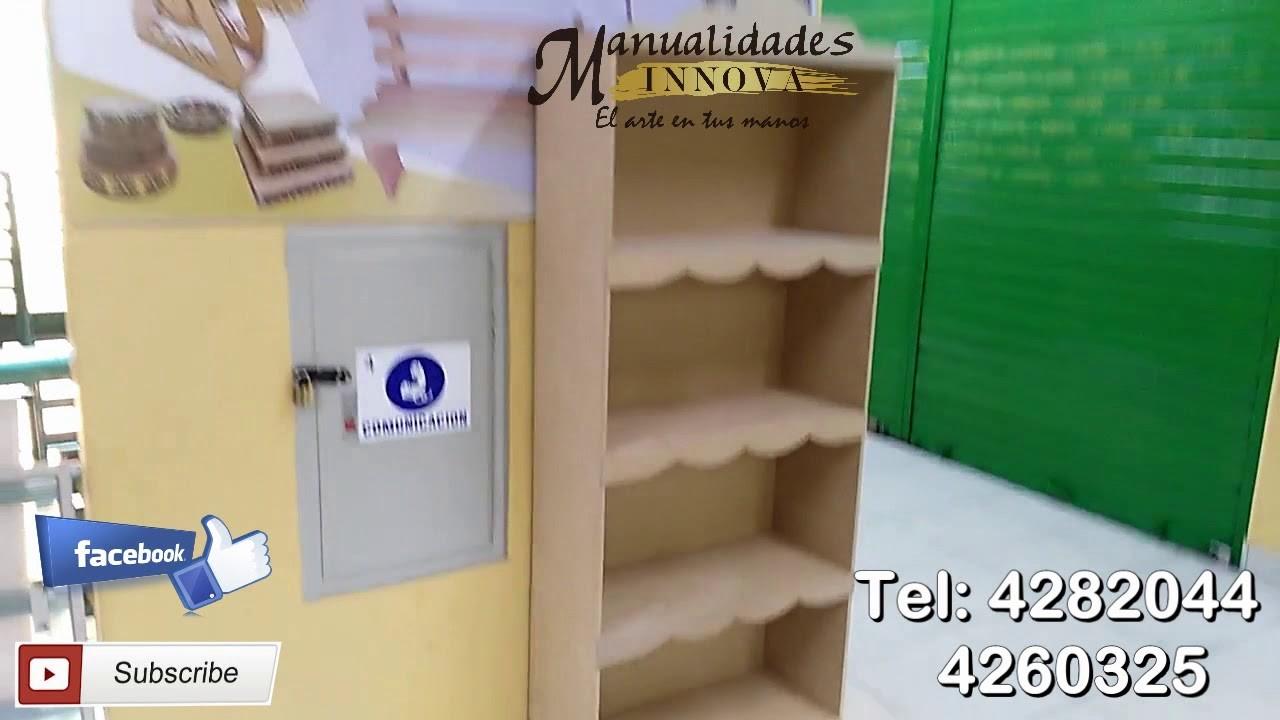 Galería el Dorado 1, Galería el Nuevo Dorado. ARMARIO de Trupan, Mdf, Fibrofacil y Madera Pino