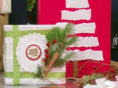 La forma más original de envolver tus regalos navideños